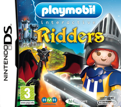 Playmobil Interactive - Ridders DS coverM (CIYP)