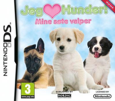 Jeg Elsker Hunder! Mine søte valper DS coverM (BIIX)