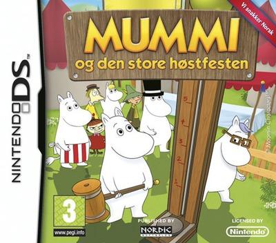 Mummi og den store Høstfesten DS coverM (C7NX)