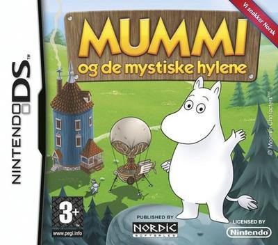 Mummi og de mystiske hylene DS coverM (CULX)