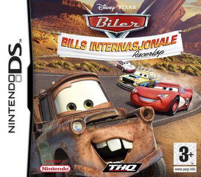 Biler - Bills Internasjonale Racerløp DS coverM (YCMP)