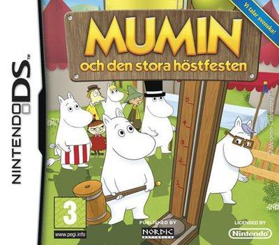 Mumin och den stora höstfesten DS coverM (C7NX)