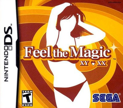 Feel the Magic - XY-XX (Demo) DS coverM (A26E)