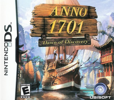 Anno 1701 - Dawn of Discovery DS coverM (A2LE)