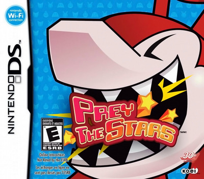 Prey the Stars DS coverM (A2OE)