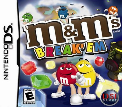 M&M's - Break 'em DS coverM (A2VE)