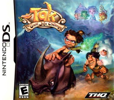 Tak - The Great Juju Challenge DS coverM (A3TE)