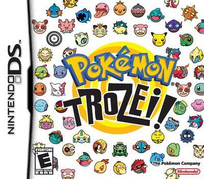 Pokémon Trozei! DS coverM (A55E)