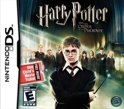 Harry Potter and the Order of the Phoenix DS coverM (A5PE)