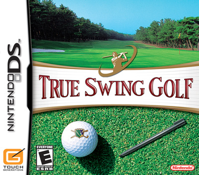 True Swing Golf DS coverM (A63E)