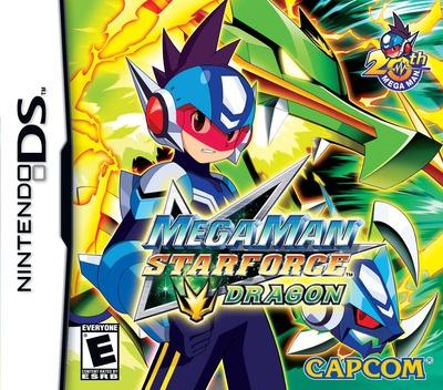 Mega Man Star Force - Dragon DS coverM (A6CE)