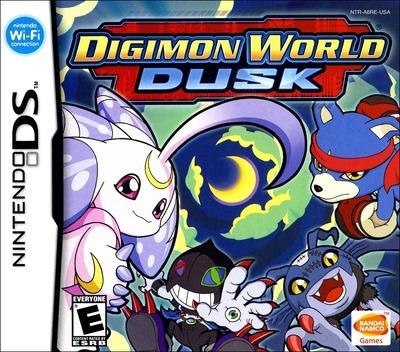 Digimon World - Dusk DS coverM (A6RE)
