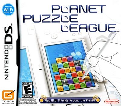 Planet Puzzle League DS coverM (A8NE)
