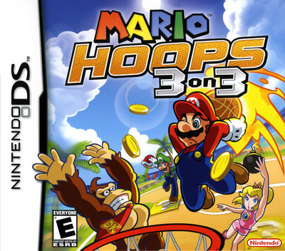 Mario Hoops 3 on 3 DS coverM (AB3E)