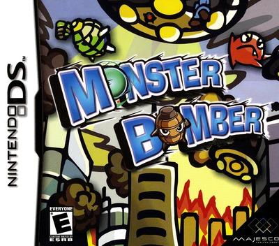 Monster Bomber DS coverM (AB9E)