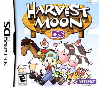 Harvest Moon DS DS coverM (ABCE)