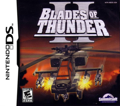 Blades of Thunder II DS coverM (ABDE)