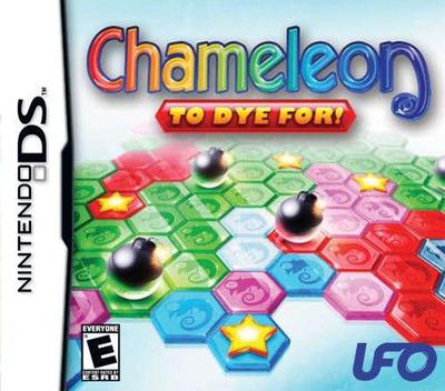 Chameleon - To Dye For! DS coverM (ABKE)