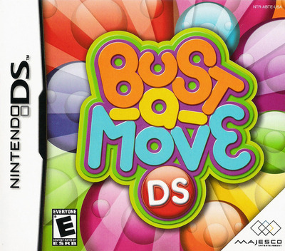 Bust-A-Move DS DS coverM (ABTE)