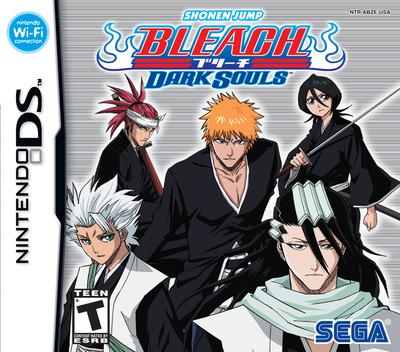 Bleach - Dark Souls DS coverM (ABZE)