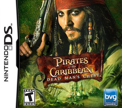 Pirates of the Caribbean - Dead Man's Chest DS coverM (AC2E)