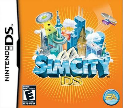 SimCity DS DS coverM (AC3E)