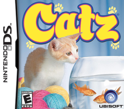 Catz DS coverM (AC7E)