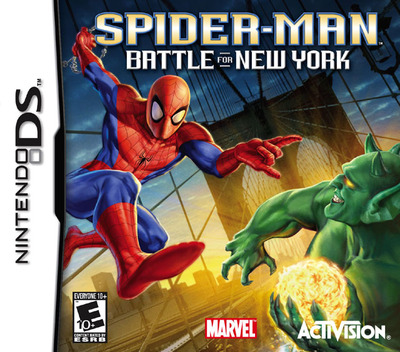 Spider-Man - Battle for New York DS coverM (AC9E)