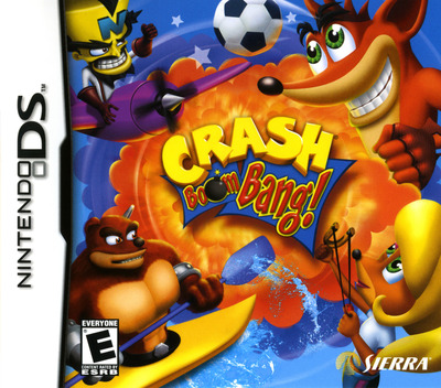 Crash Boom Bang! DS coverM (ACFE)