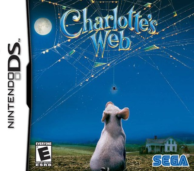 Charlotte's Web DS coverM (ACJE)