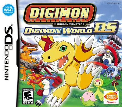 Digimon World DS DS coverM (ADNE)