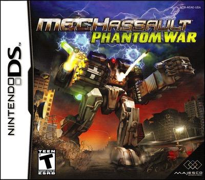 MechAssault - Phantom War DS coverM (AEAE)