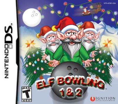 Elf Bowling 1 & 2 DS coverM (AEBE)