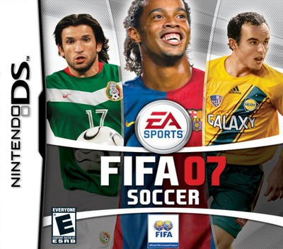 FIFA Soccer 07 DS coverM (AF7E)