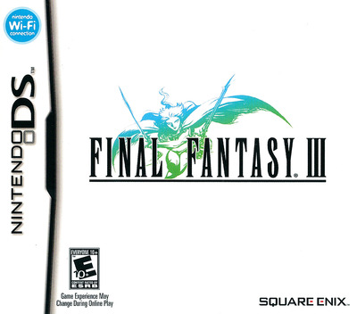 Final Fantasy III DS coverM (AFFE)