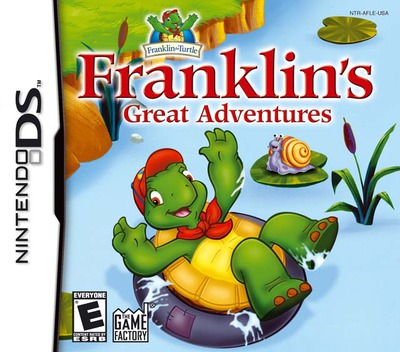 Franklin's Great Adventures DS coverM (AFLE)