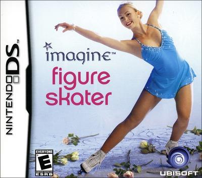 Imagine - Figure Skater DS coverM (AFQE)