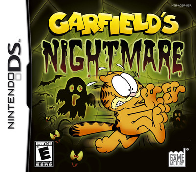 Garfield's Nightmare DS coverM (AG5E)