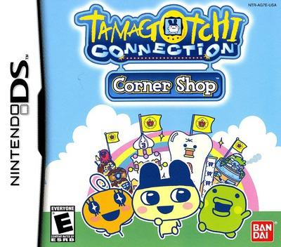 Tamagotchi Connection - Corner Shop DS coverM (AG7E)
