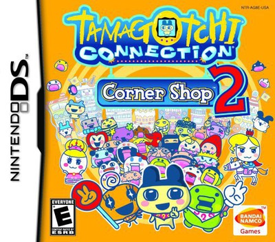 Tamagotchi Connection - Corner Shop 2 DS coverM (AG8E)
