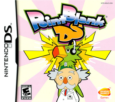 Point Blank DS DS coverM (AGLE)