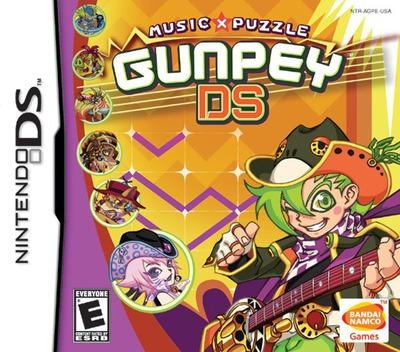 Gunpey DS - Music x Puzzle DS coverM (AGPE)