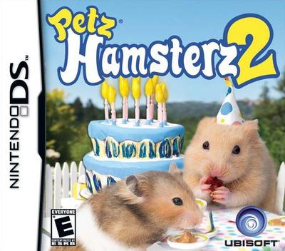Petz - Hamsterz Life 2 DS coverM (AH3E)
