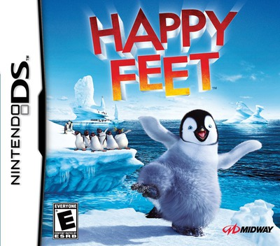 Happy Feet DS coverM (AHFE)
