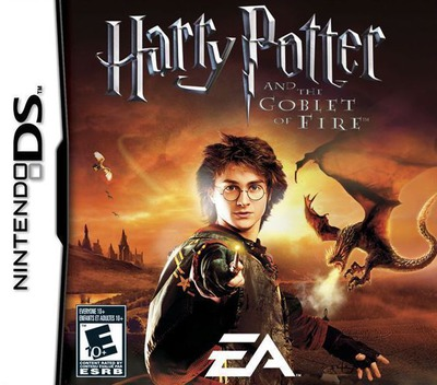 Harry Potter and the Goblet of Fire DS coverM (AHPE)