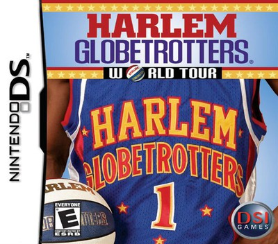 Harlem Globetrotters World Tour DS coverM (AHXE)