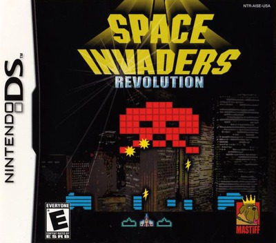 Space Invaders Revolution DS coverM (AISE)