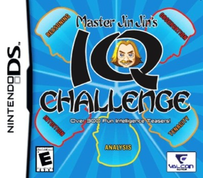 Master Jin Jin's IQ Challenge DS coverM (AJNE)