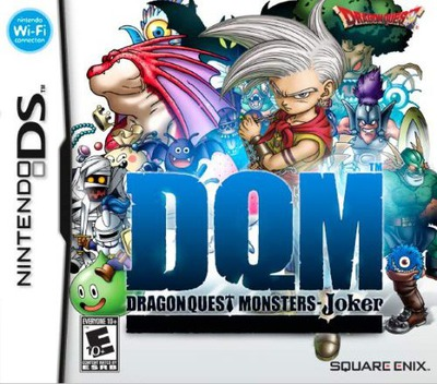 Dragon Quest Monsters - Joker DS coverM (AJRE)