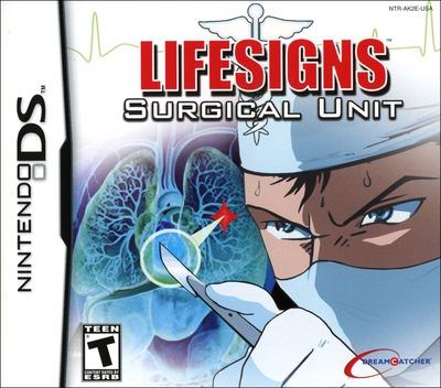 LifeSigns - Surgical Unit DS coverM (AK2E)